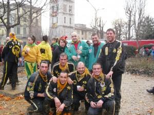 Carnevale Ivrea 2012