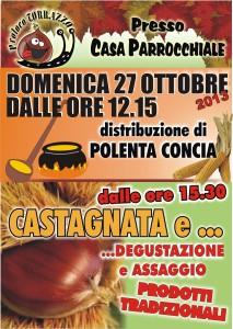 Proloco Torrazzo Castagnata 2013