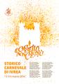foto carnevale ivrea 2014