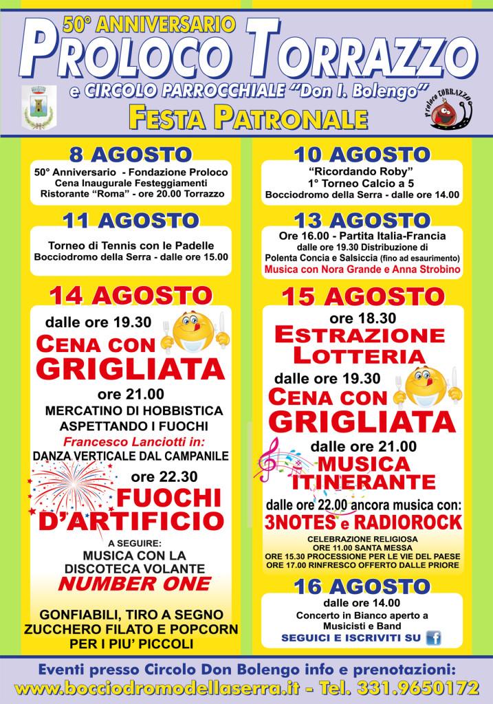 Ferragosto Torrazzese 2015