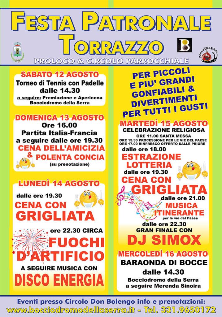 Ferragosto Torrazzese 2017